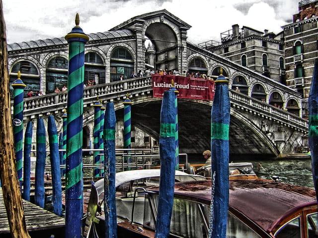Pont du Rialto....