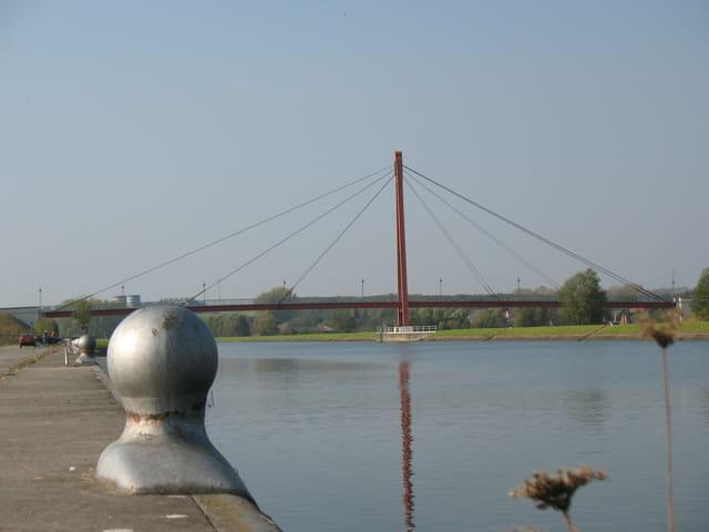 Pont haubané