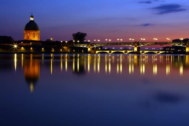 Pont Saint Pierre - Toulouse