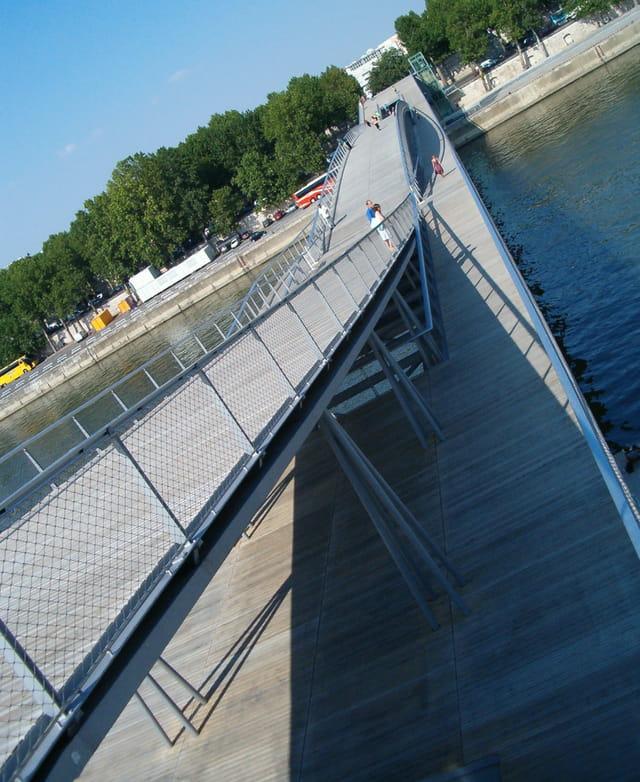Pont simone de beauvoir