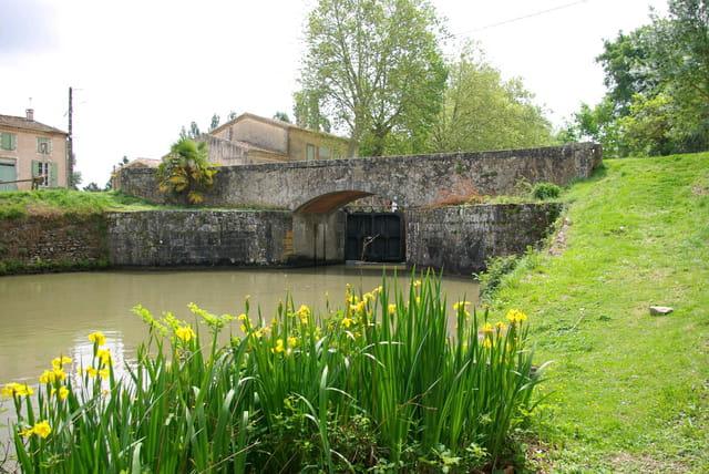 Pont sur la Canal du Midi