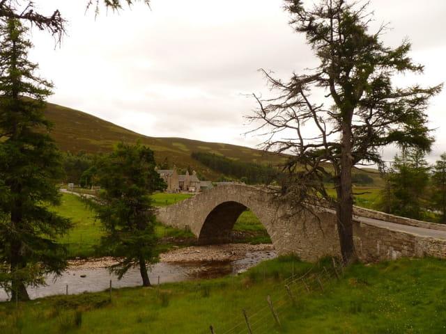 Pont sur la Dee
