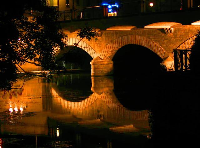 Pont sur la Sèvre