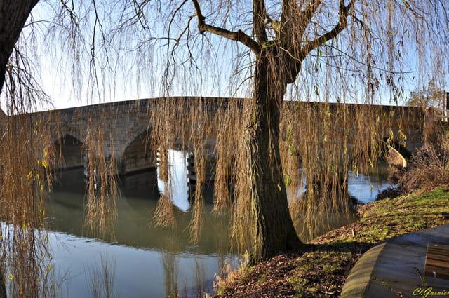 Pont sur la Tamise