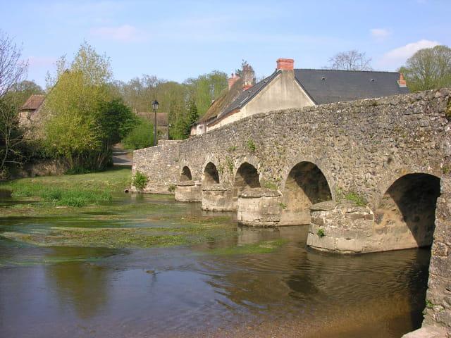 Pont sur la Vegre