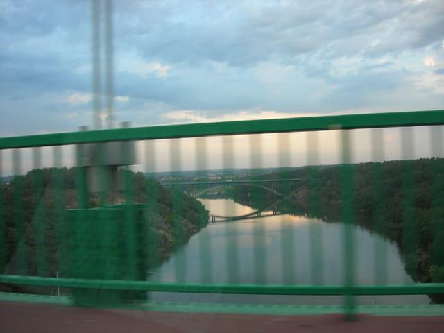 Pont sur pont