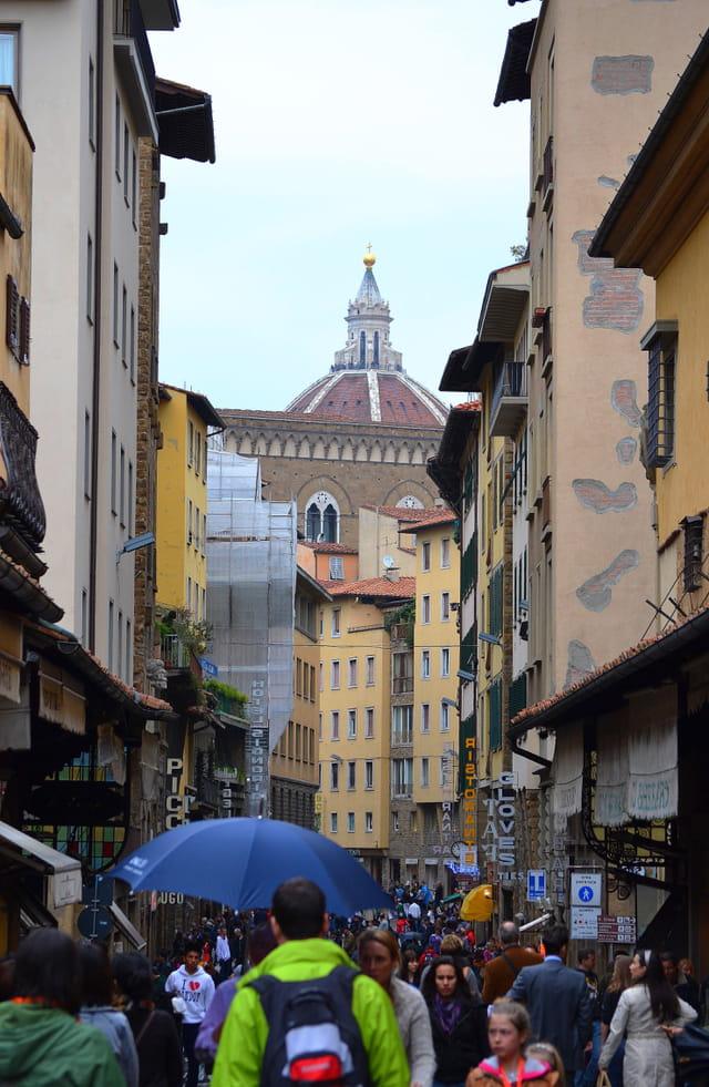 Ponte Vecchio ...