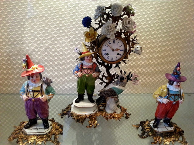 Porcelaines de Meissen (4)