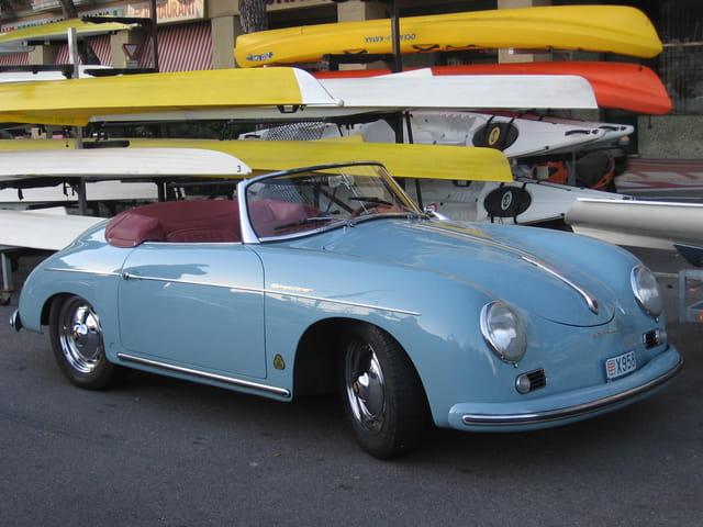 Porsche 1800 speedster