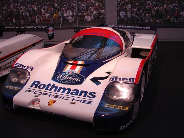 Porsche 962 (début des années 80)