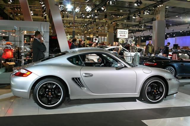 Porsche gris net