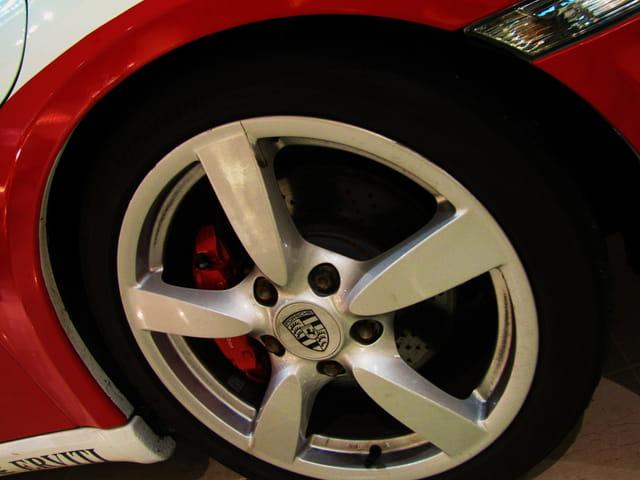 Porsche GT3 RS.