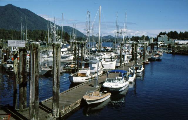 Port canadien