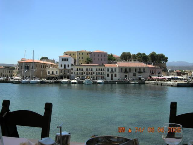 Port Chania/La Canée