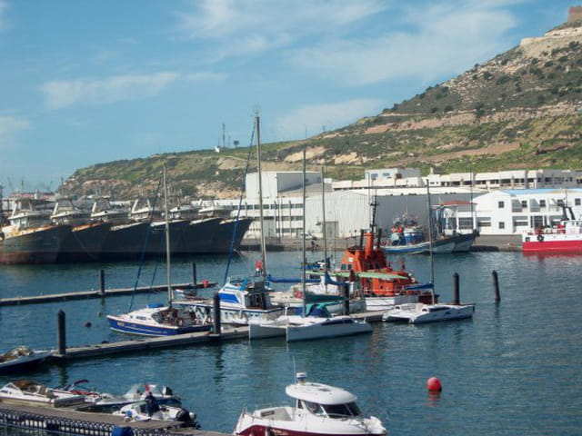 Port d'Aagadir