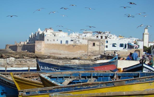 Port d'Essaouira Maroc