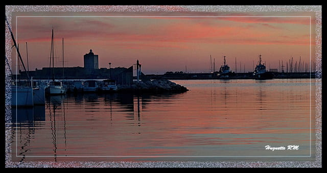 Port de Bouc ma ville