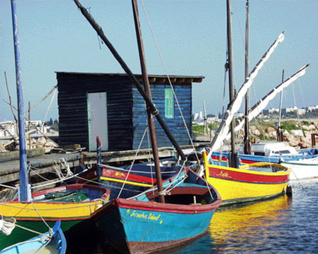 Port de Bouzigues
