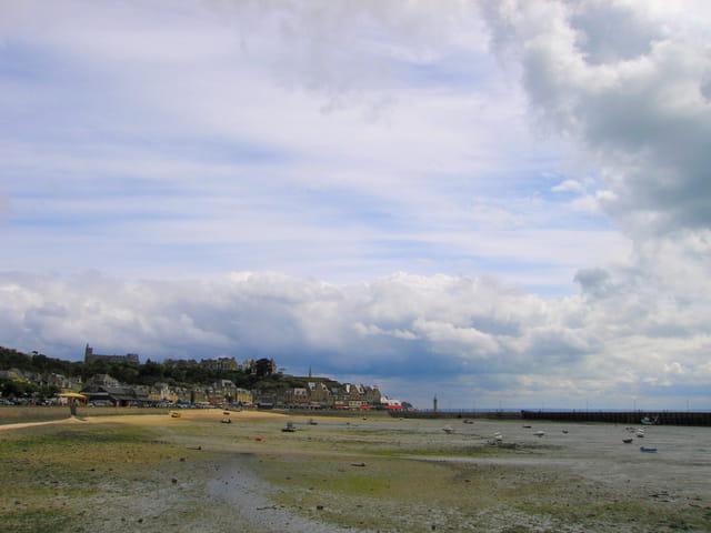Port de la Houle à Marée basse (1)