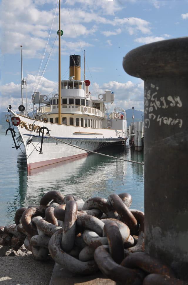 Port de Lausanne-Ouchy