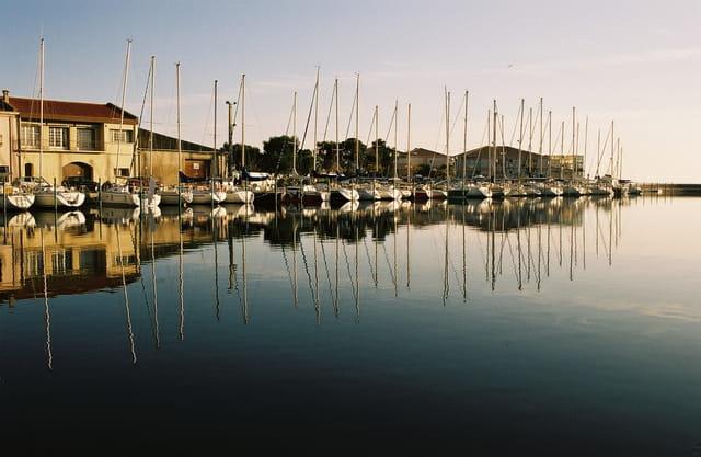 Port de Mèze