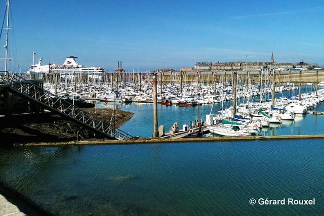 Port de Plaisance de saint Malo