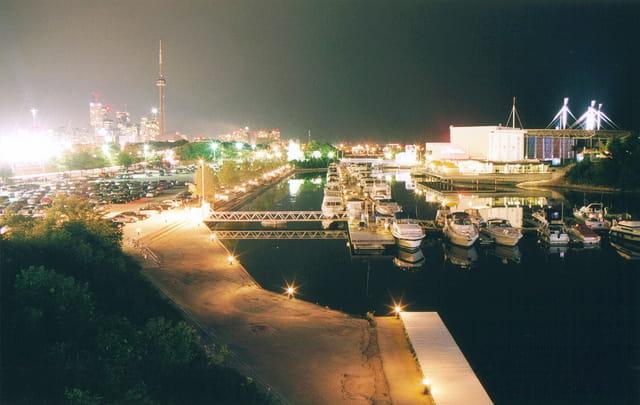 Port de plaisance de Toronto