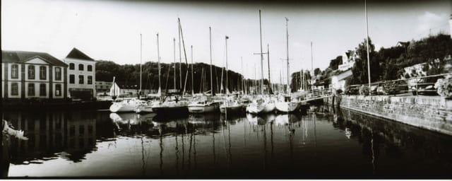 Port de plaisance Morlaix