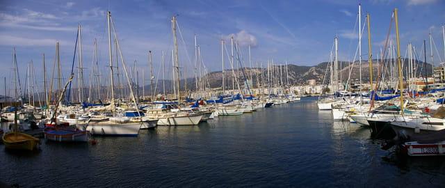 Port de plaisance, Toulon