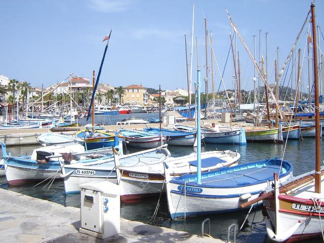 Port de Sanary/mer