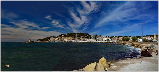 Port de Sanary-sur-Mer (Var)