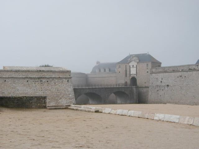 Port louis la forteresse