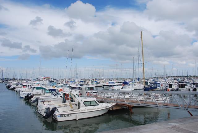 Port Médoc, port de plaisance