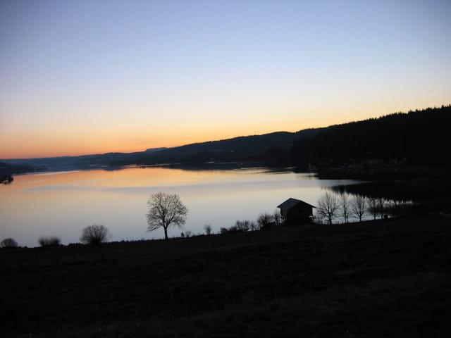 Port titi lac saint point