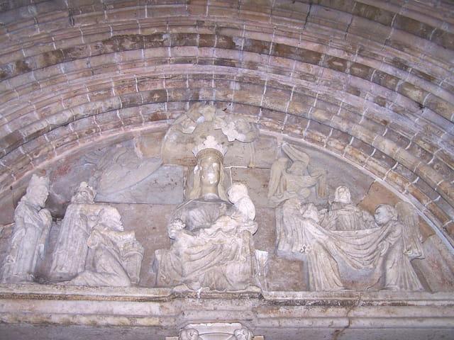 Portail  Notre-Dame de la Nativité