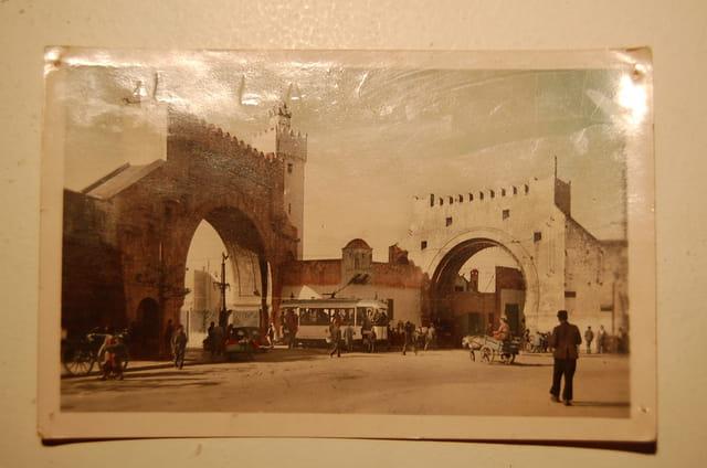 porte Bav El Khadra
