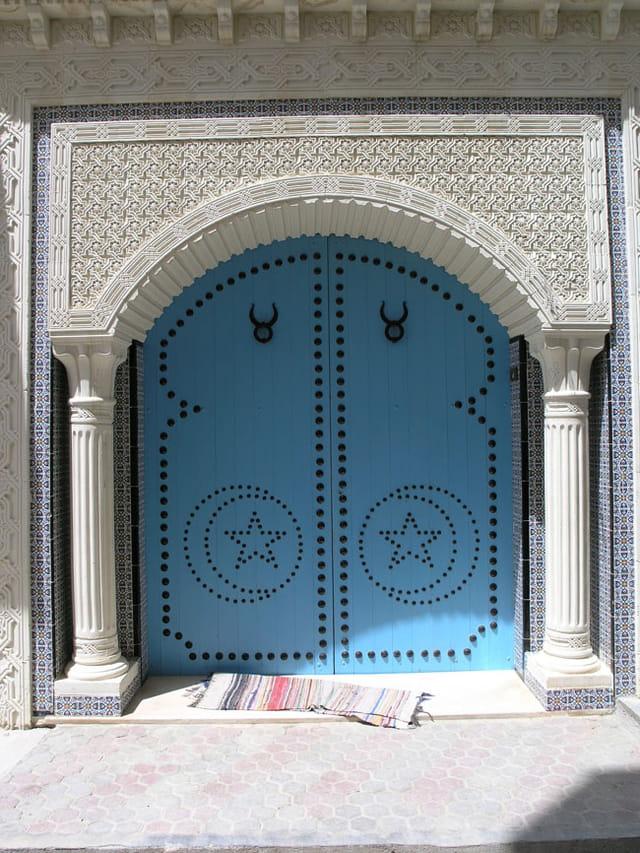 Porte d\'entrée