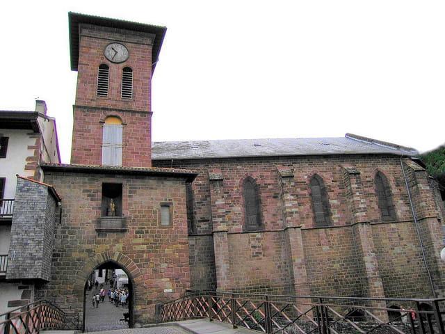 Eglise-St.Pied de Port