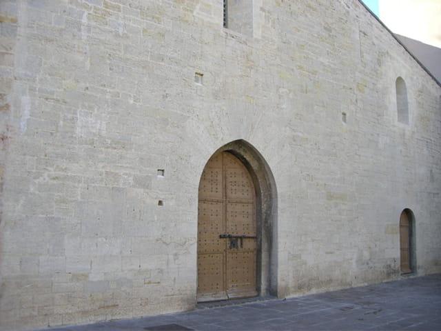 Porte de l\'église