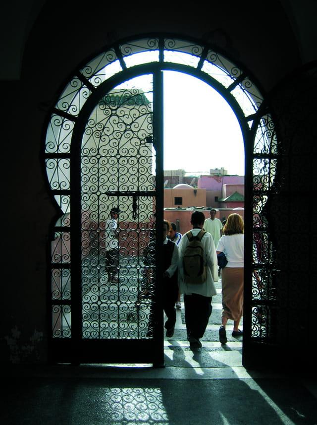 Porte de la medina