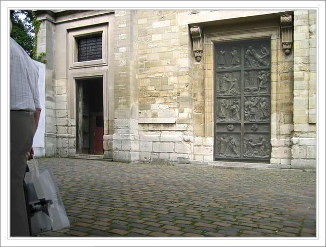 Porte de st pierre