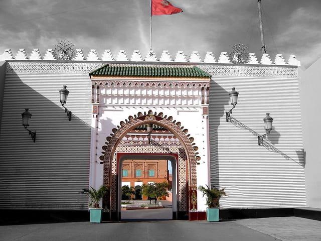 Porte du grand palais
