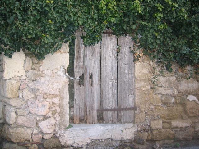 Porte inviolable