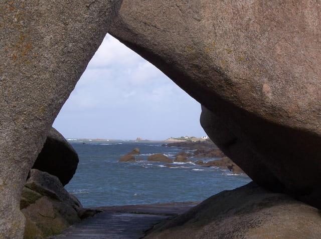 Porte naturelle