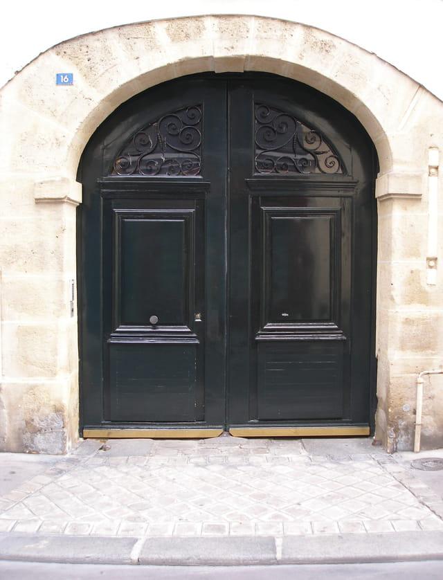 Portes Anciennes