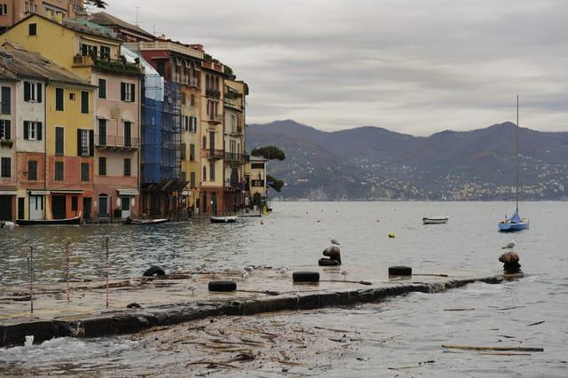 Portofino hivernal