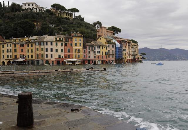 Portofino - Lumière d'hiver