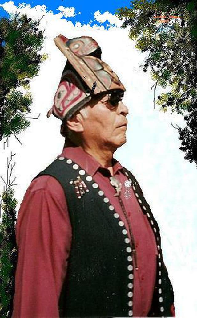 """""""Portrait  d'indien""""."""
