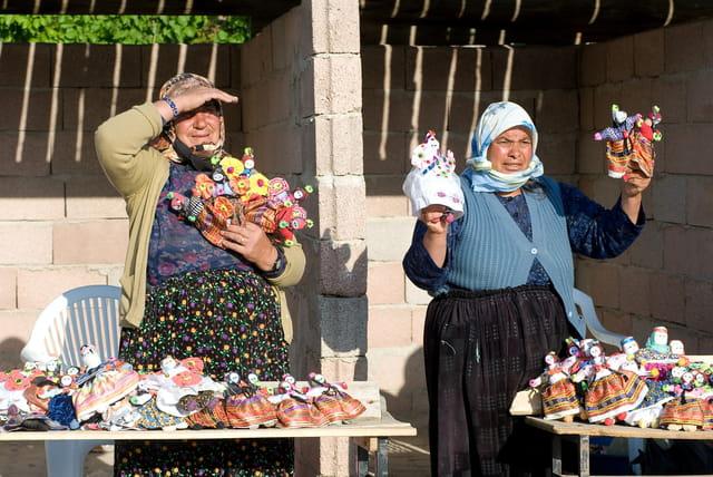 Poupées de Cappadoce