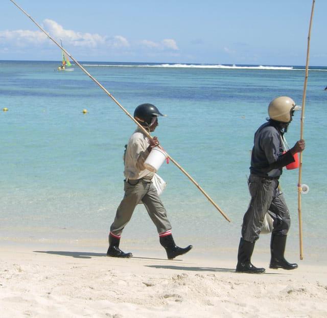 Pour pêcher sortez couverts